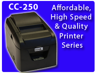 CC-250 Series Printer